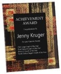 Acrylic Art Plaque Award Square Rectangle Awards